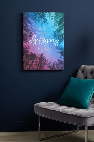 Midnight Dreams Wall Art by Art For The Home