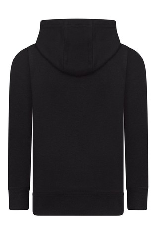 Nike Little Kids Black Metallic Overhead Hoody