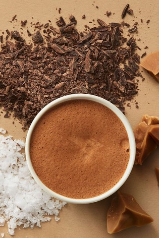 Salted Caramel Hot Chocolate by Hotel Chocolat