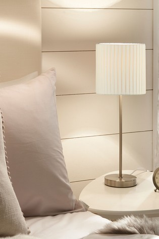Village At Home Cream Wilson Table Lamp