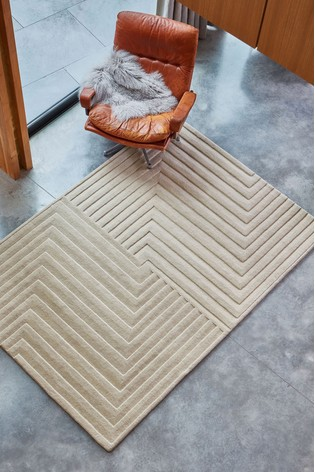 Form Wool Rug by Asiatic Rugs