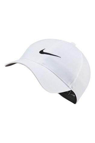 Nike Golf White L91 Tech Cap