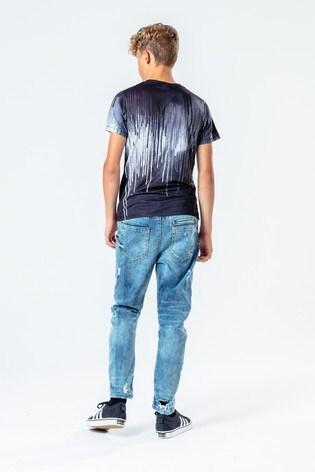 Hype. Mono Drip T-Shirt