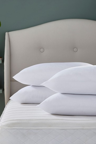Anti Allergy Pillow 2 Pack by Silentnight