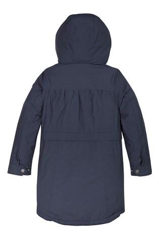 Tommy Hilfiger Blue Tech Parka Jacket
