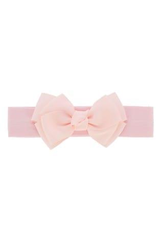 Angel's Face Ballet Pink Headband