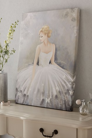 Beautiful Ballerina Wall Art by Art For The Home
