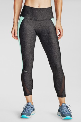 Under Armour Heat Gear CB Ankle Crop Leggings