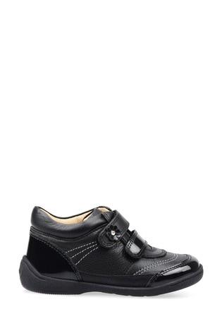 Start-Rite Black Story Shoes