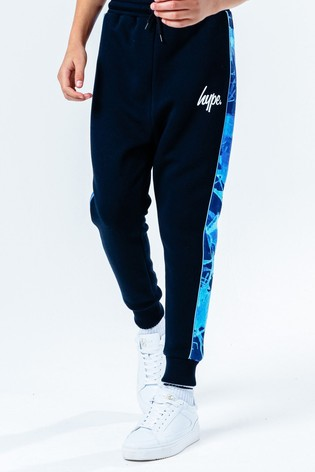 Hype. Printed Panel Joggers