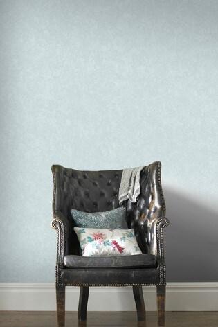 Superfresco Easy Aura Bleu Wallpaper by Art For The Home