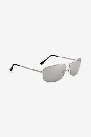 Silver Tone Sunglasses