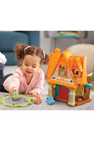 VTech TootToot Cory Carson Cory's Stay Play Home 529103