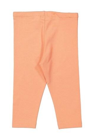 Polarn O. Pyret Pink Organic Leggings