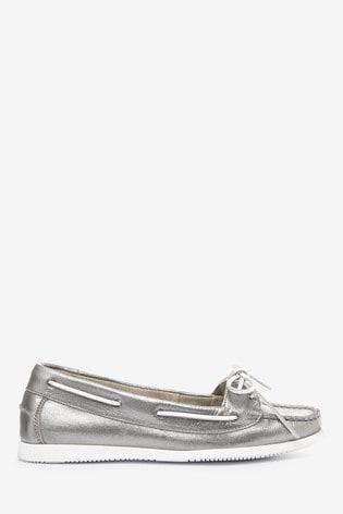 White Stuff Betty Boat Shoes