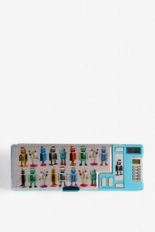 Robot Pop Out Pencil Case