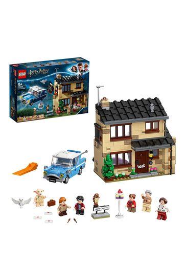 LEGO 75968 Harry Potter 4 Privet Drive House Set