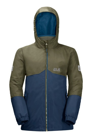 Jack Wolfskin Children's Iceland 3-In-1 Jacket