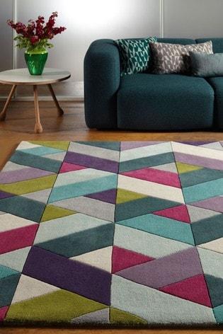 Funk Wool Rug by Asiatic Rugs