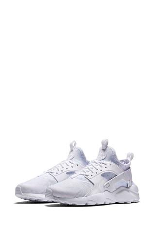 Buy Nike White Huarache Youth Trainers