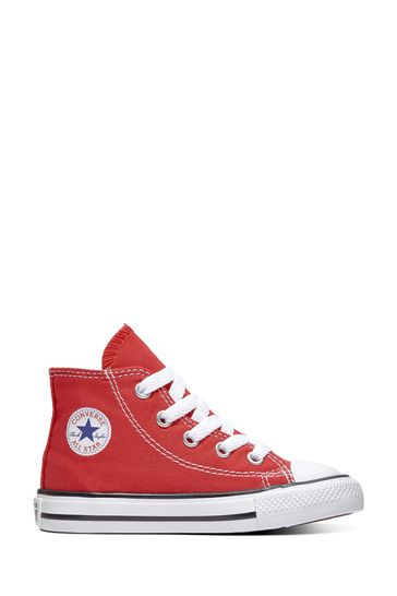 Converse Chuck Taylor High Infant Trainers