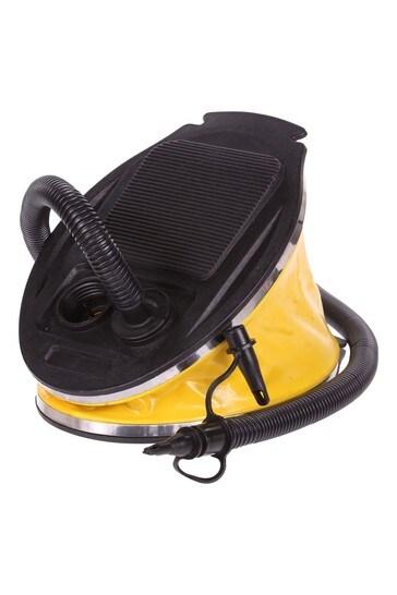 Regatta Black Foot Pump