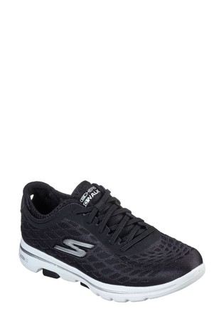 Skechers® Black Go Walk 5 Excellent Trainers