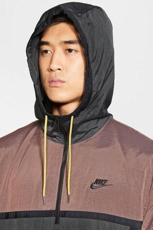Nike Sportswear Colourblock 1/2 Zip Jacket