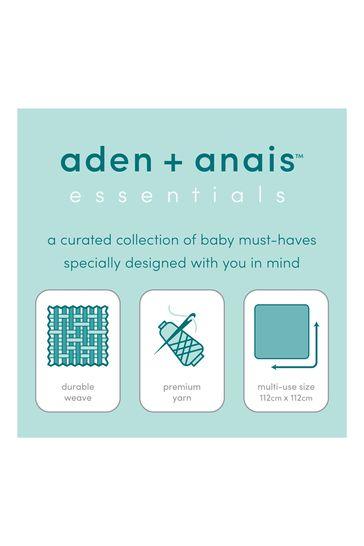 aden + anais Essentials Muslin Swaddle Winnie & Friends Blanket