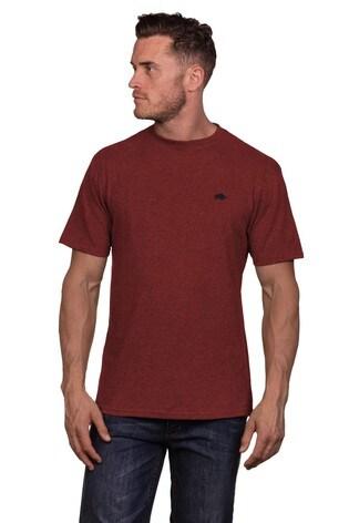 Raging Bull Burgundy Signature T-Shirt