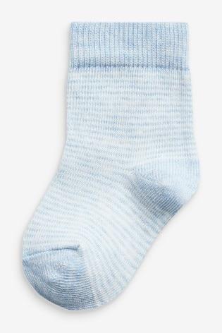 Blue Socks Five Pack (Younger)