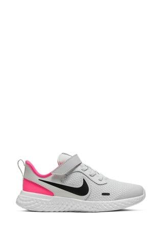 Nike Run Revolution 5 Junior Trainers