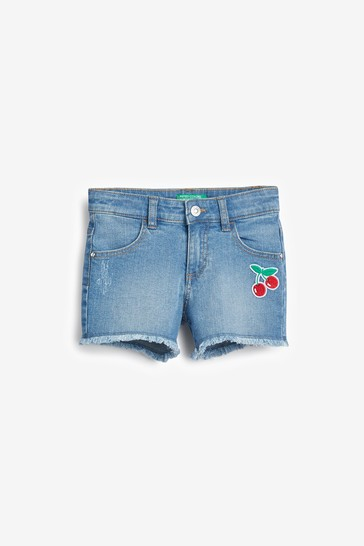 Benetton Denim Shorts