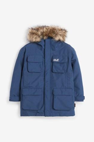 Jack Wolfskin Children's Ice Explorer Jacket