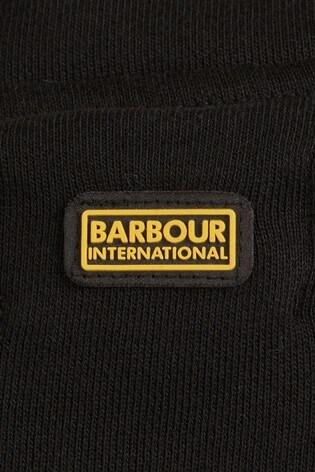 Barbour® International Logo Grid Hoodie