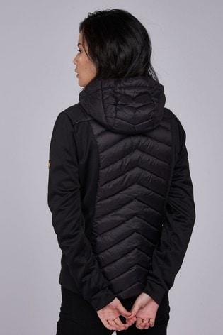 Barbour® International Spitfire Padded Hybrid Jacket