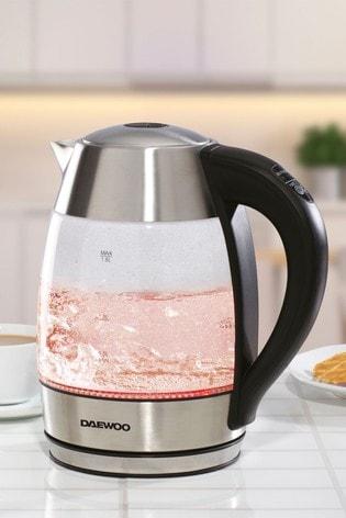 DAEWOO 2200W Digital Temperature Control Kettle