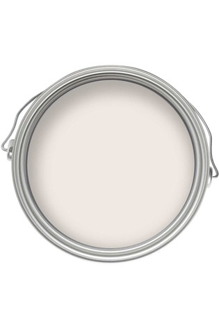 Chalky Emulsion Chinese White 50ml Paint Tester Pot by Craig & Rose