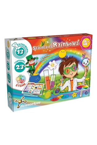 Science 4 You Science of Rainbows