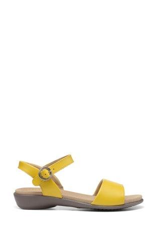 Hotter Tropic Buckle Fastening Open Sandals