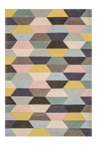Asiatic Rugs Funk Geo Wool Rug