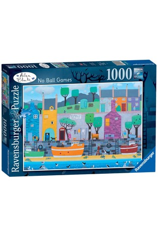 Ravensburger No Ball Games 1000pc Jigsaw Puzzle