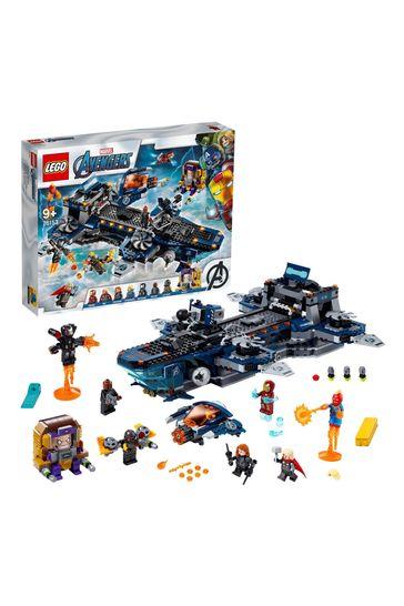LEGO 76153 Marvel Avengers Helicarrier Toy