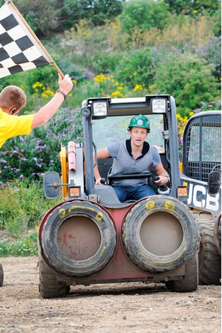 Dumper Truck Racing For Two Gift Experience by Virgin Experience Days