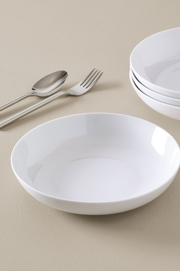 Nova Set of 4 Pasta Bowls