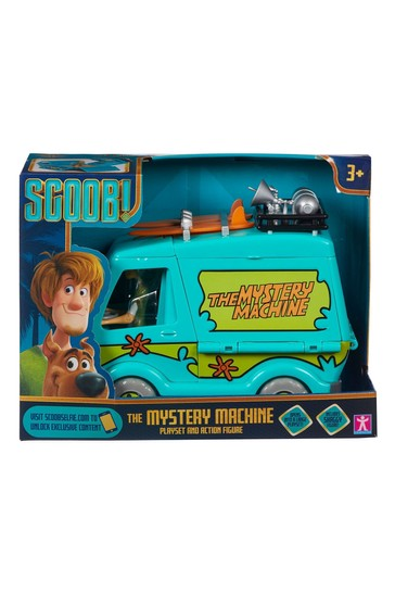 Scooby-Doo Movie Themed Mystery Machine