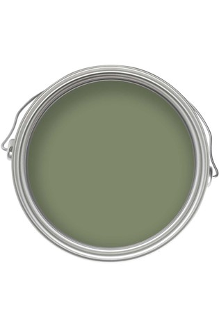 Chalky Emulsion Deep Adam Green Paint by Craig & Rose