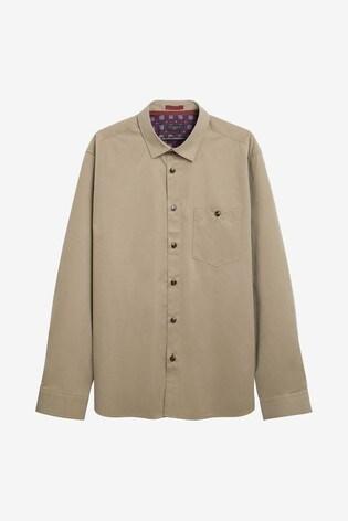 Ted Baker Esskin Workwear Plain Shirt