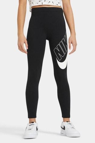 Nike Black Favourite Leggings