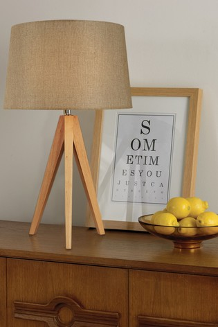 Tripod Table Lamp by Village At Home